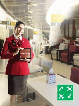 Meet & Assist Transfer Plus - Abu Dhabi (For Members)