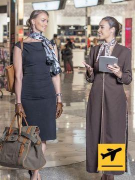 Meet & Assist Plus Departure- Abu Dhabi (For Members)