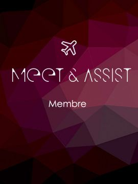 Meet & Assist Membership - Morocco