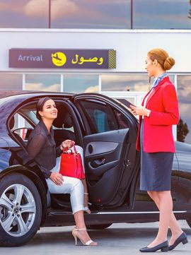 Meet and Assist VIP Oujda - For Voucher Holder