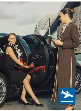 Meet & Assist VIP Arrival - Abu Dhabi (For Members)